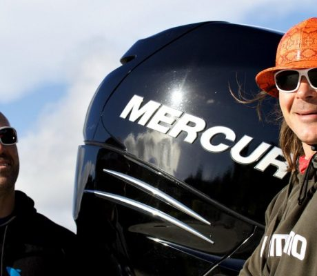 Mercury teams up with Big Angry Fish