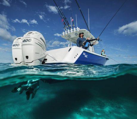 All-new 400hp Verado Outboard