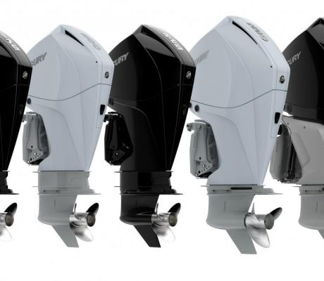 Mercury Releases NINE new V-8 and V-6 Outboards