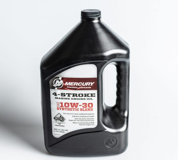 Mercury Synthetic Blend SAE 10W-30 Oil
